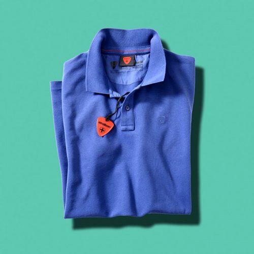 Fashion Fotos für Strellson - Polo Shirt - Fashion Photography Flatshots - Seit vielen Jahren arbeiten wir für namhafte Mode Labels