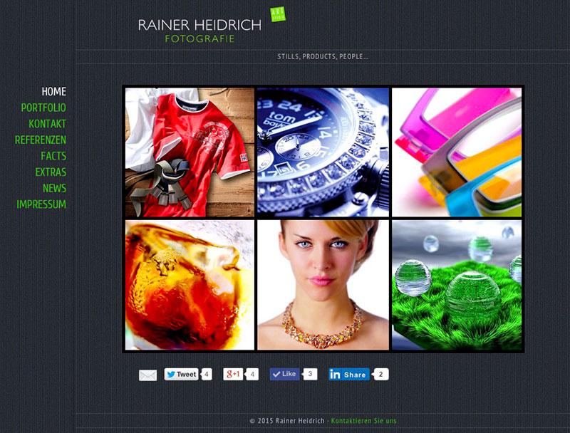 alte Website