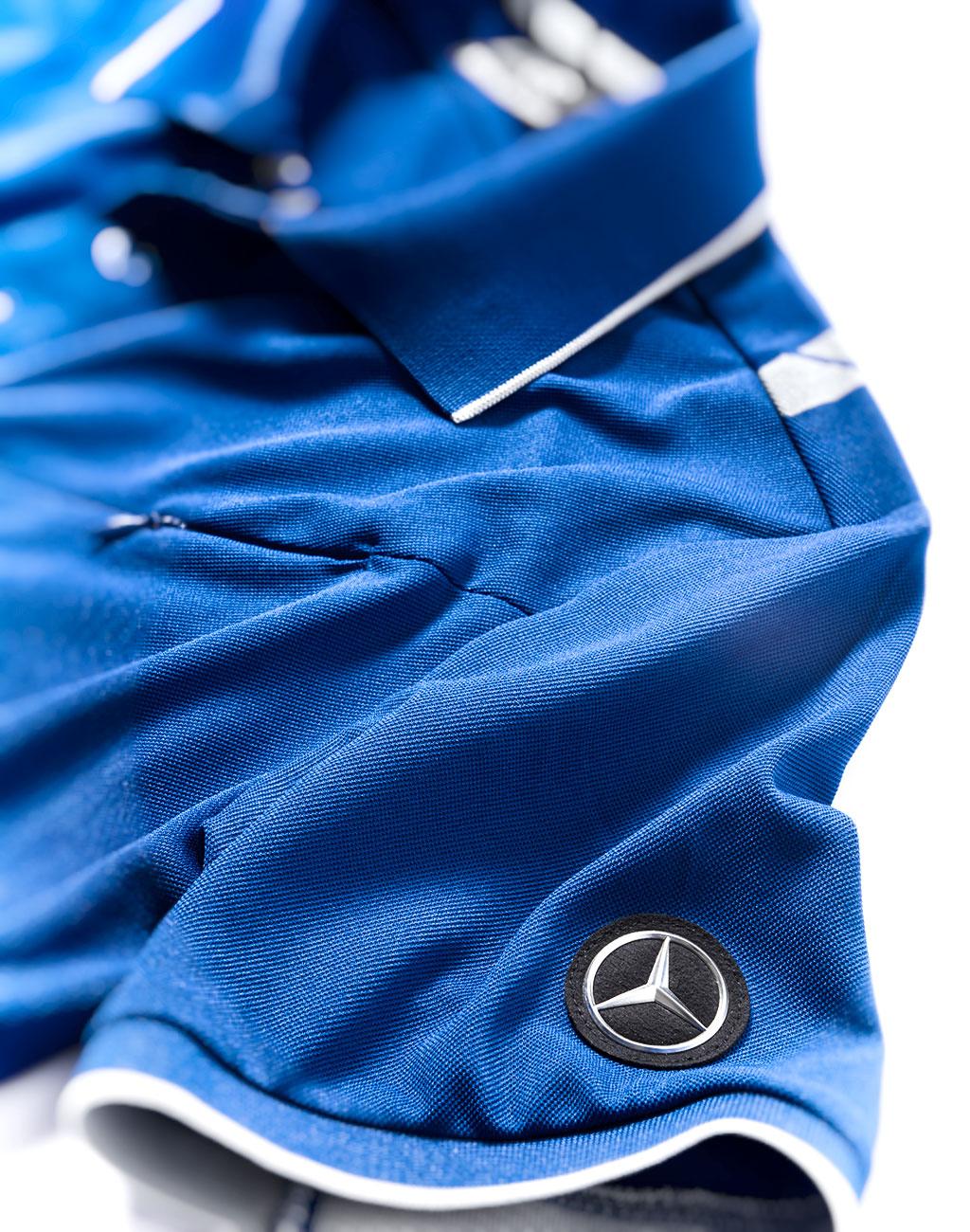 Aufnahme zum neuen Katalog 2016 für Mercedes Benz Accessories - Daimler Benz