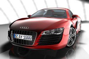 Audi R8 - CGI/3D