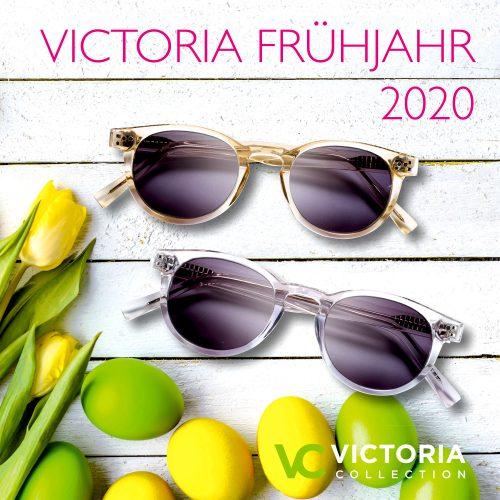 Victoria Frühjahr 2020